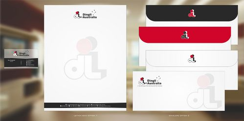 Dingli Australia Pty Ltd Business Cards and Stationery  Draft # 181 by Deck86