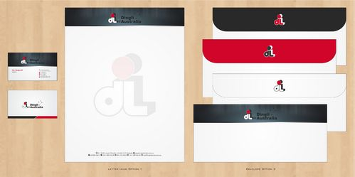 Dingli Australia Pty Ltd Business Cards and Stationery  Draft # 183 by Deck86