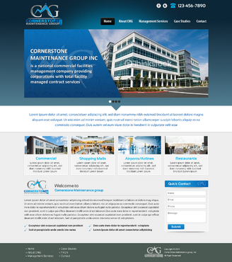 Cornerstone Maintenance Group Inc.