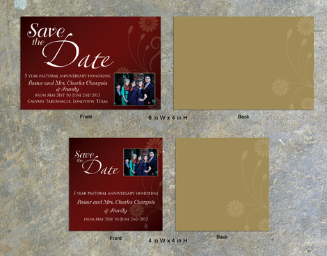 double sided design Marketing collateral  Draft # 9 by monski