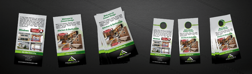 Kitchen,bathroom,windows Marketing collateral Winning Design by lovag