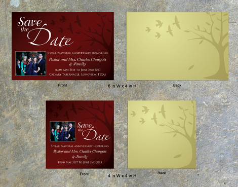 double sided design Marketing collateral  Draft # 12 by monski