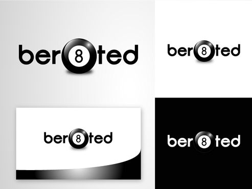 ber8ted (company name) A Logo, Monogram, or Icon  Draft # 3 by alvinnavarra