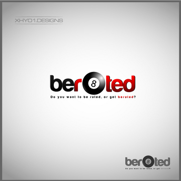 ber8ted (company name) A Logo, Monogram, or Icon  Draft # 15 by xhyo1