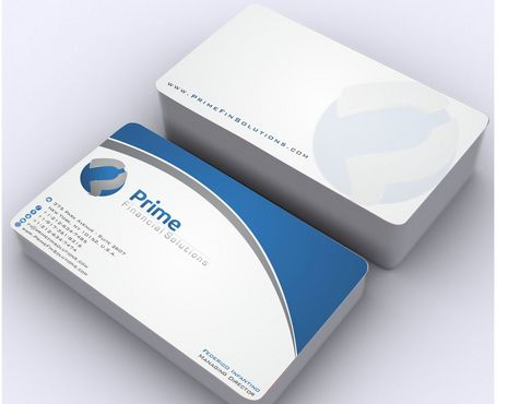 Prime Financial Solutions Business Cards and Stationery  Draft # 174 by Deck86