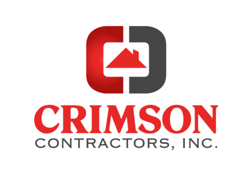 Crimson Contractors, Inc. A Logo, Monogram, or Icon  Draft # 77 by madzky