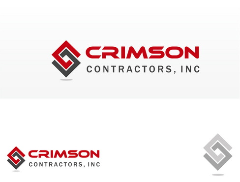 Crimson Contractors, Inc. A Logo, Monogram, or Icon  Draft # 83 by chris007143