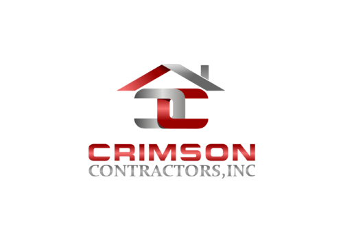 Crimson Contractors, Inc. A Logo, Monogram, or Icon  Draft # 88 by WDesign