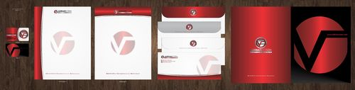 Cutting Edge Business cards and email stationery for VoiceOver Artist