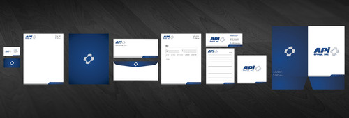 APi Group stationary