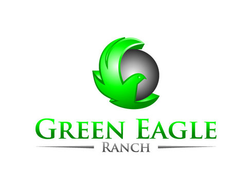 Green Eagle Ranch A Logo, Monogram, or Icon  Draft # 2 by designsgreen
