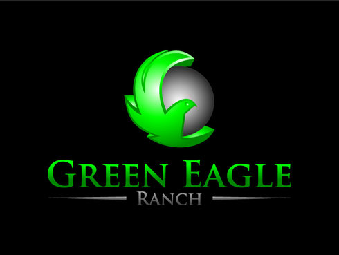 Green Eagle Ranch A Logo, Monogram, or Icon  Draft # 3 by designsgreen