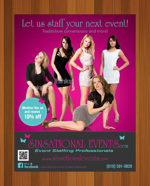 Sinsational Events  Marketing collateral  Draft # 22 by monski