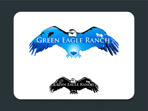 Green Eagle Ranch A Logo, Monogram, or Icon  Draft # 6 by designsgreen