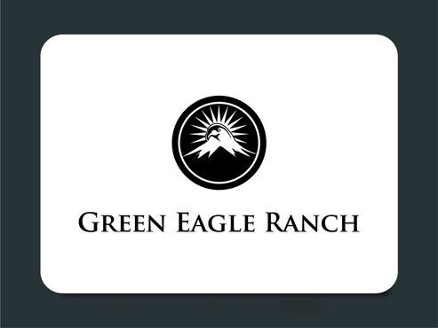 Green Eagle Ranch A Logo, Monogram, or Icon  Draft # 7 by designsgreen