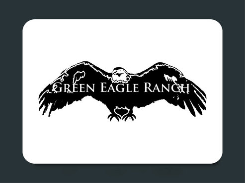 Green Eagle Ranch A Logo, Monogram, or Icon  Draft # 8 by designsgreen