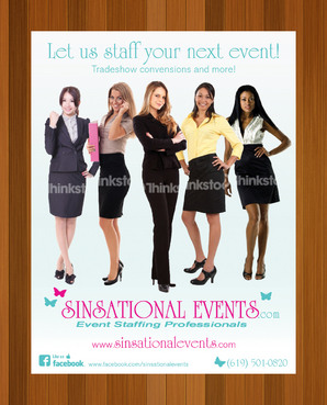 Sinsational Events  Marketing collateral  Draft # 87 by monski