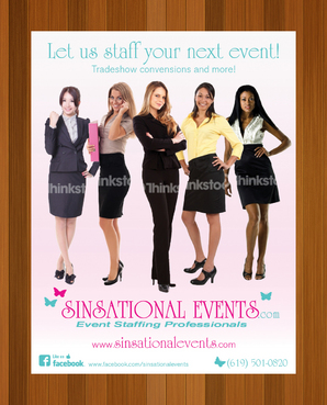 Sinsational Events  Marketing collateral  Draft # 88 by monski