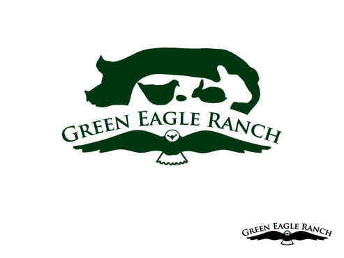 Green Eagle Ranch A Logo, Monogram, or Icon  Draft # 21 by sharl