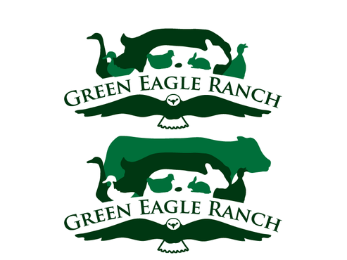 Green Eagle Ranch A Logo, Monogram, or Icon  Draft # 25 by sharl
