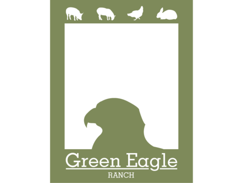 Green Eagle Ranch A Logo, Monogram, or Icon  Draft # 26 by bvarias