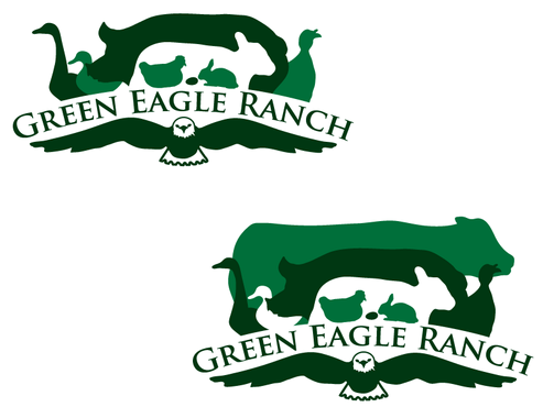 Green Eagle Ranch A Logo, Monogram, or Icon  Draft # 27 by sharl