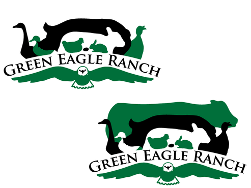 Green Eagle Ranch A Logo, Monogram, or Icon  Draft # 28 by sharl