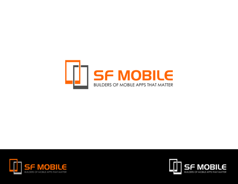 SF Mobile A Logo, Monogram, or Icon  Draft # 133 by WDesign