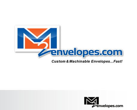 M2 Envelopes A Logo, Monogram, or Icon  Draft # 3 by Believer