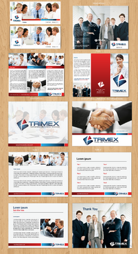 Brochure, Facebook Cover Image, PPT Template...