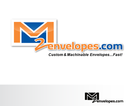 M2 Envelopes A Logo, Monogram, or Icon  Draft # 7 by Believer
