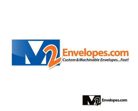 M2 Envelopes A Logo, Monogram, or Icon  Draft # 8 by Believer