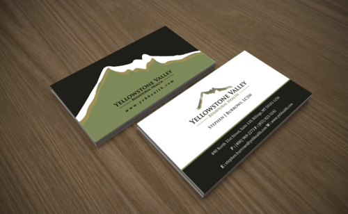 Behavioral Health Organization Business Cards and Stationery  Draft # 270 by einsanimation