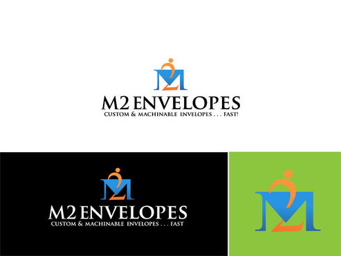 M2 Envelopes A Logo, Monogram, or Icon  Draft # 16 by taimoor