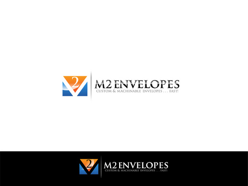 M2 Envelopes A Logo, Monogram, or Icon  Draft # 18 by taimoor