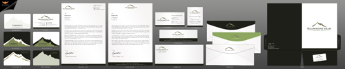 Behavioral Health Organization Business Cards and Stationery  Draft # 317 by einsanimation