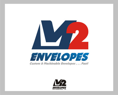 M2 Envelopes A Logo, Monogram, or Icon  Draft # 35 by clownismart