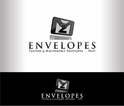 M2 Envelopes A Logo, Monogram, or Icon  Draft # 51 by saung57