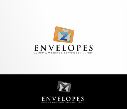 M2 Envelopes A Logo, Monogram, or Icon  Draft # 56 by saung57
