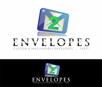 M2 Envelopes A Logo, Monogram, or Icon  Draft # 58 by saung57