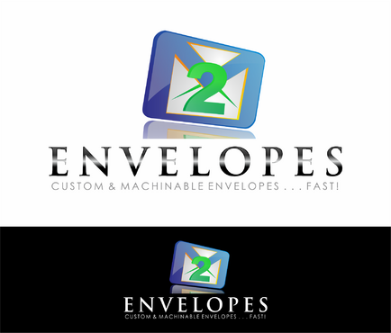 M2 Envelopes A Logo, Monogram, or Icon  Draft # 59 by saung57