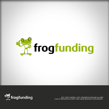 frog funding A Logo, Monogram, or Icon  Draft # 68 by mvillamin