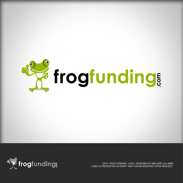 frog funding A Logo, Monogram, or Icon  Draft # 79 by mvillamin