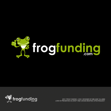 frog funding A Logo, Monogram, or Icon  Draft # 96 by mvillamin