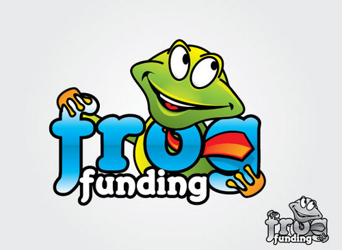frog funding A Logo, Monogram, or Icon  Draft # 114 by think
