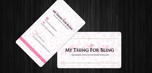 Online store  Business Cards and Stationery  Draft # 10 by GenBullzzzz