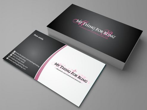 Online store  Business Cards and Stationery  Draft # 104 by Deck86