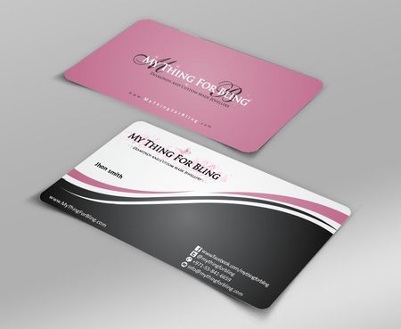 Online store  Business Cards and Stationery  Draft # 105 by Deck86