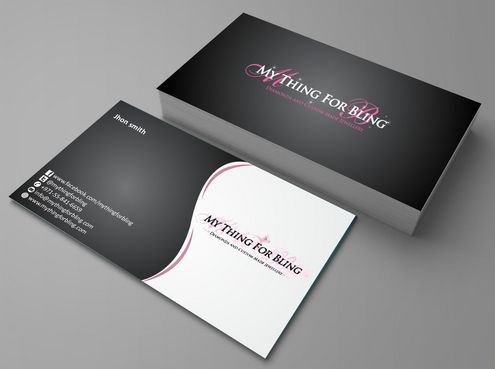 Online store  Business Cards and Stationery  Draft # 108 by Deck86
