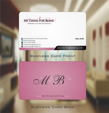 Online store  Business Cards and Stationery  Draft # 107 by Deck86